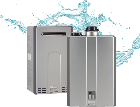 choosing the right size tankless water heater