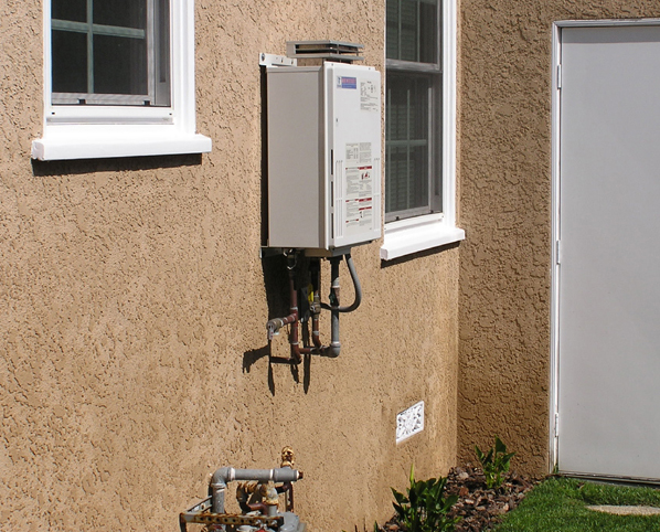 indoor vs outdoor tankless water heater installation