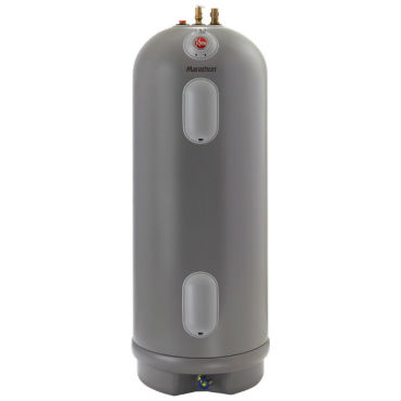 rheem marathon water heater review