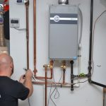 tankless water heater installation costs