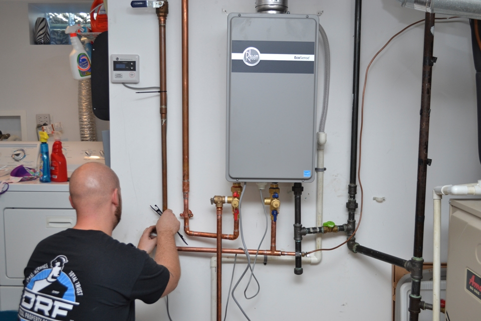 Tankless Water Heater Installation Costs Tankless Water