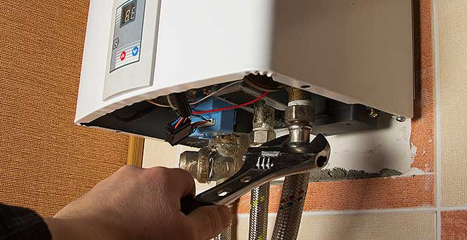 tankless water heater problems and troubleshooting