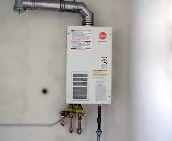 How To Install A Gas Tankless Water Heater Tankless